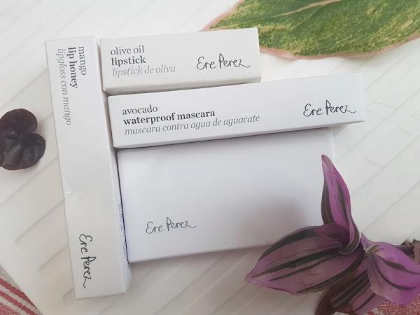 Ere Perez Makeup Review: Natural Vegan Cosmetics