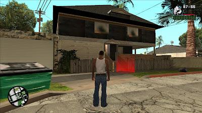 GTA San Andreas Grove Street Graphics Pack Download