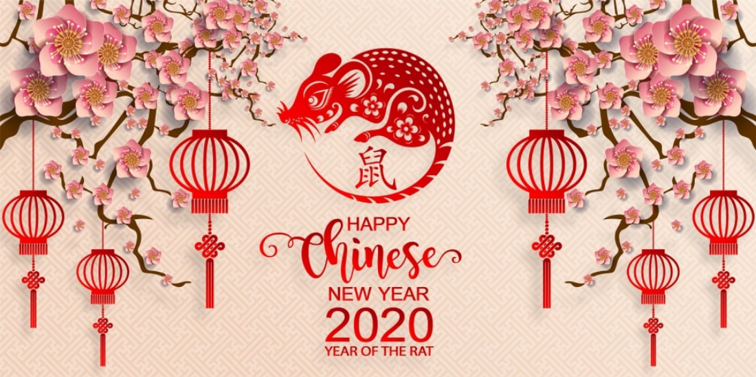 Chinese New Year 2020 Singapore New Year 2020 Hd Wallpaper