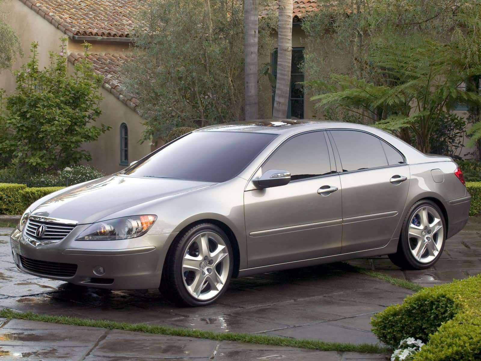 Japanese Car Photos 2004 ACURA RL Prototype