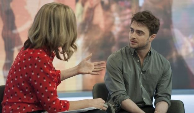 Harry Potter star Daniel Radcliffe says Hollywood undeniably racist