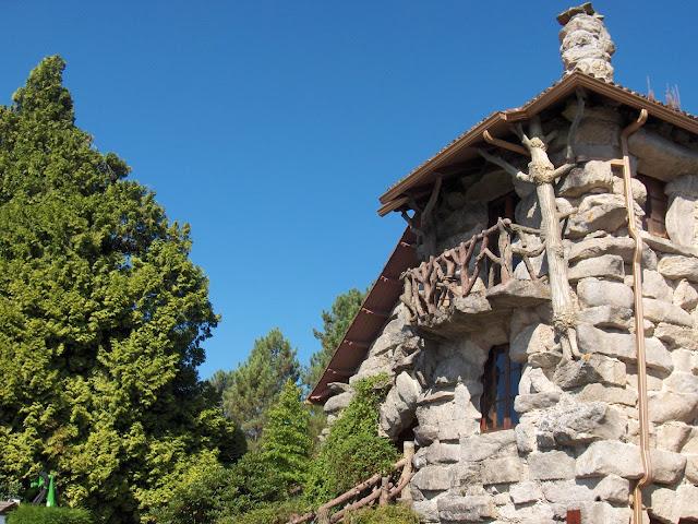 Centro de interpretación Monte Aloia