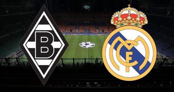 مباراة ريال مدريد وبوروسيا مونشنغلادباخ دوري أبطال أوروبا بث مباشر