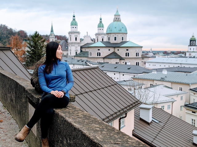 Winter Family Travel in Salzburg, Austria