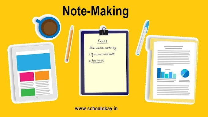 Why note-making is important for students to excel in exams?