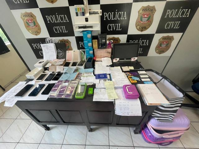 Polícia Civil prende em flagrante suspeita de cometer fraudes através de anúncios falsos de produtos importados nas plataformas digitais