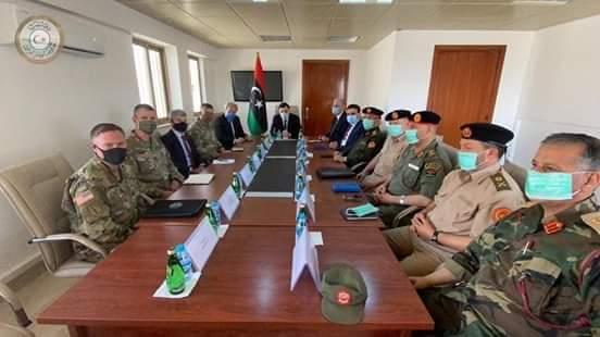 اجتماع زوارة ليبيا