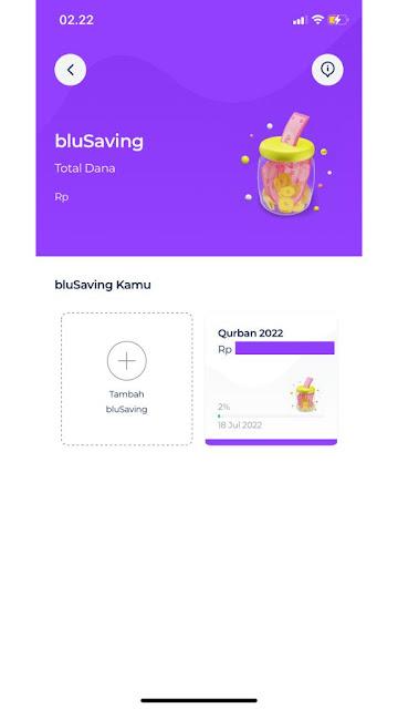 Cara mudah menabung untuk berbagai tujuan dengan aplikasi blu by BCA Digital