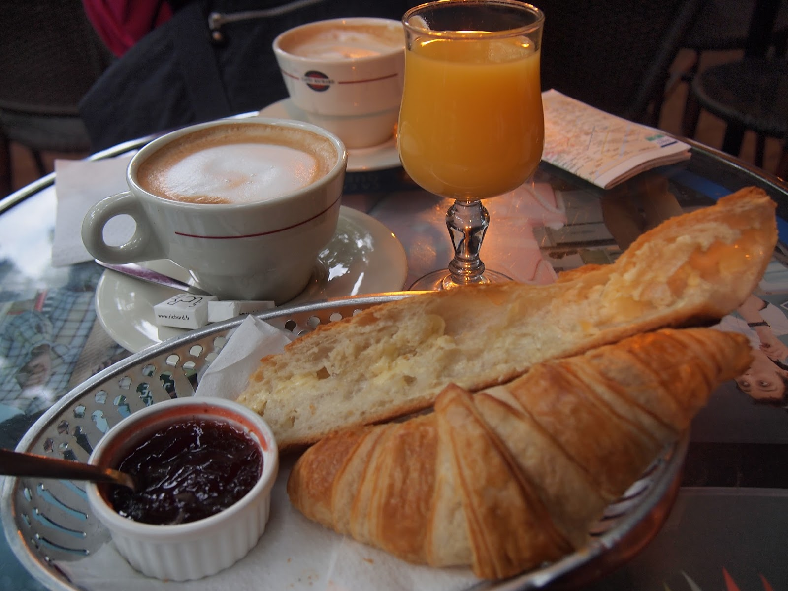 Petit Dejeuner Sur Paris Where Is Fatboy Paris Galeries Lafayette