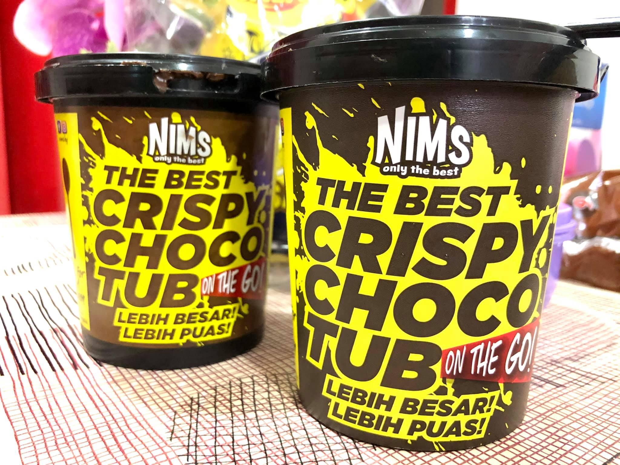 Crispy Choco Tub
