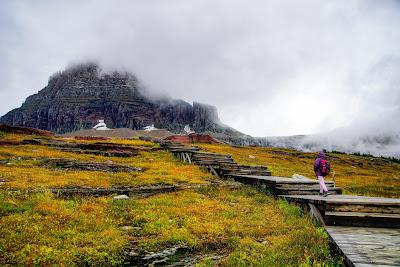 Hidden Lake Trail, Glacier National Park
