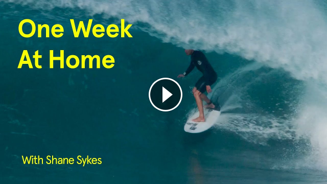 One Week At Home Shane Sykes