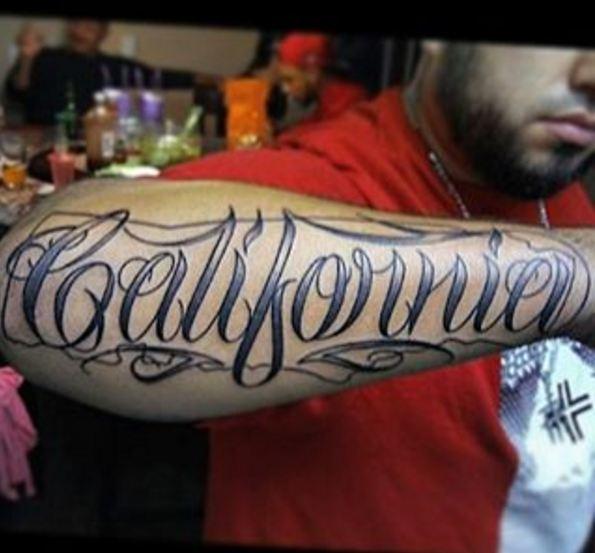 50 State Of California Tattoos Designs 2019 Bear Flowers