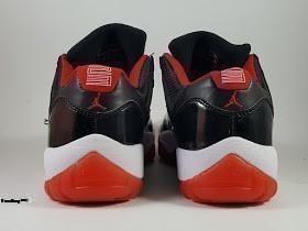 Sepatu Basket Jordan 11 Low Black Red, jual sepatu basket, toko sepatu basket, basket jordan retro 11, harga basket jordan retro