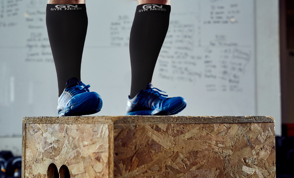 The World's First Premium Compression Sock That Is Made With Both the Beginner and Fitness Expert In Mind