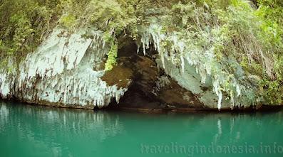 Cave on the seaIndonesia