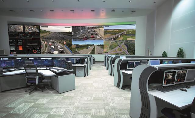 Kritik Komuta Merkezleri ve Kontrol Odalarına Özel LED Ekran Teknolojisi