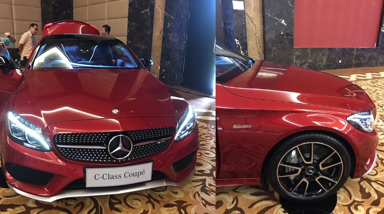 New mercedes benz c43 amg coupe 2017 4matic ready stock for Mercedes benz service a coupons 2017