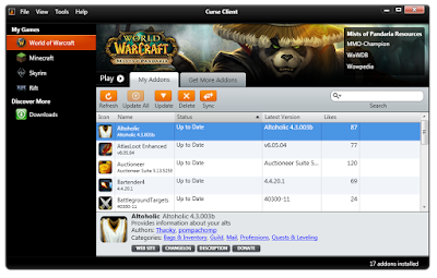 Curse Client Download Free For Windows 10,7,8/8.1 PC
