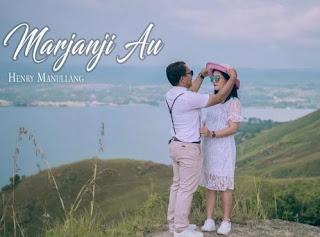 Lirik Lagu Hendri Manullang - Marjanji Au