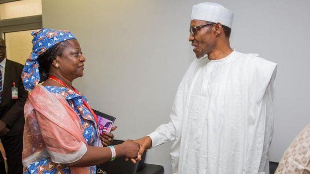 Buhari has enough enemies, stop making more for him - Lauretta Onochie tells name droppers