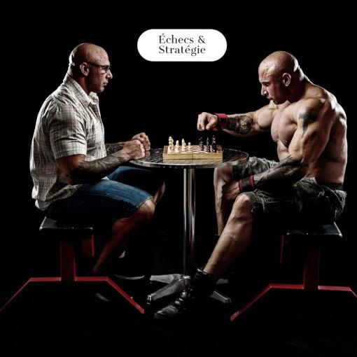 🥊  « Les échecs sont une boxe mentale » selon Garry Kasparov 🥊