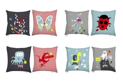 ak-lh cushions