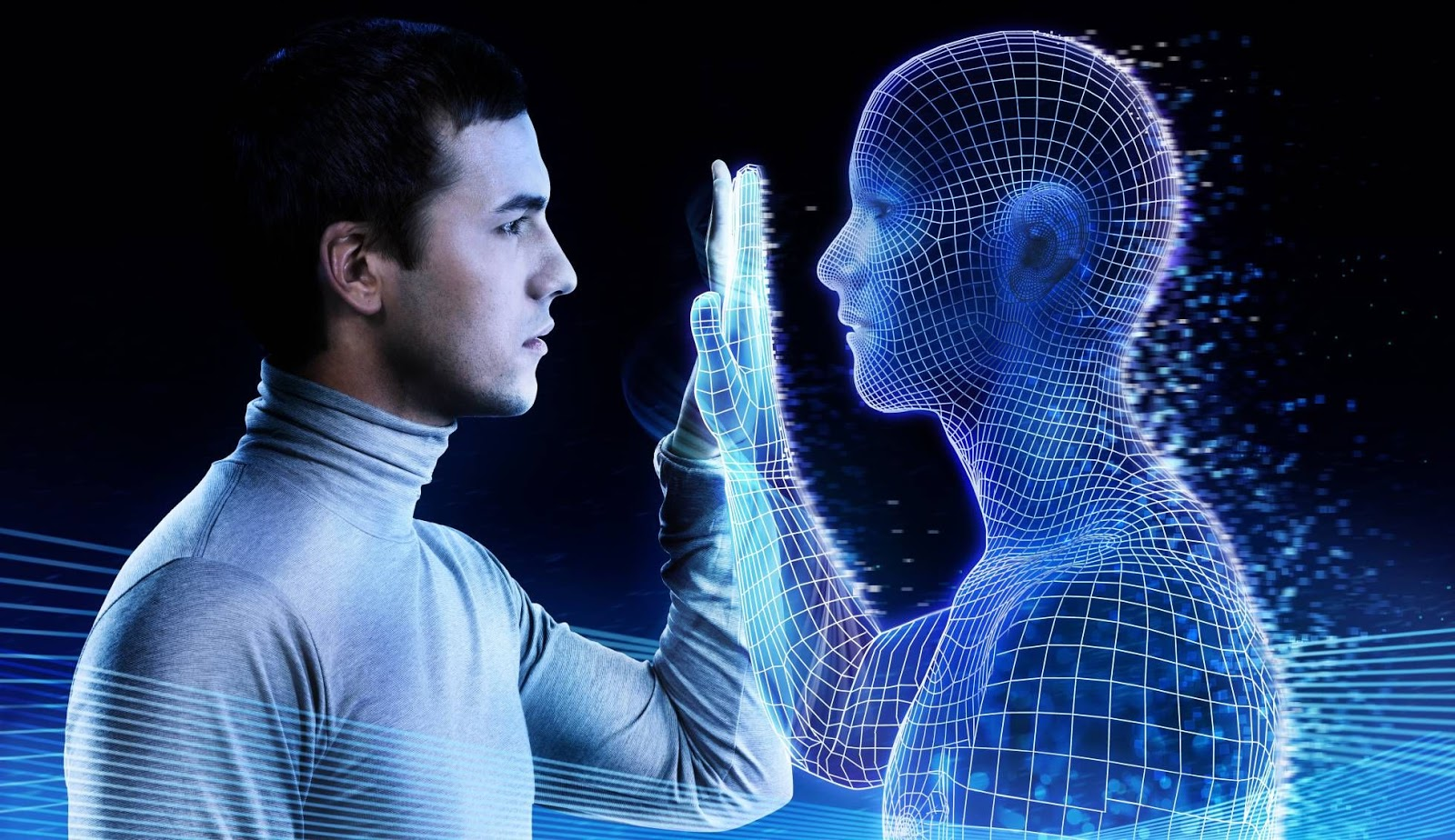 Mind Uploading Into The Computer - 2045