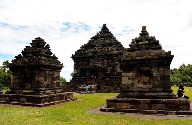Komplek Candi Ijo Yogyakarta