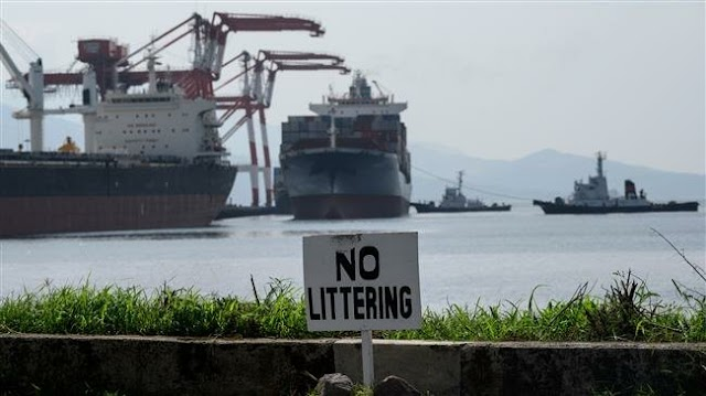 Philippines returns 69 trash-loaded containers to Canada