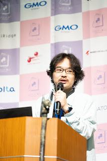 Atsushi Odagiriさん