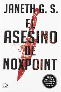 El asesino de Noxpoint | Janeth G. S.