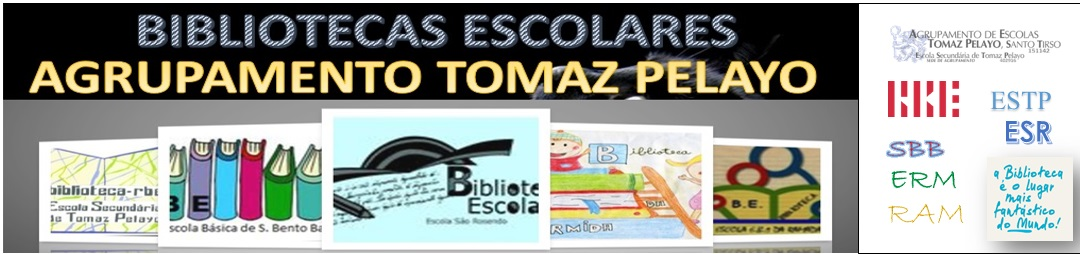 BIBLIOTECAS | AGRUPAMENTO TOMAZ PELAYO