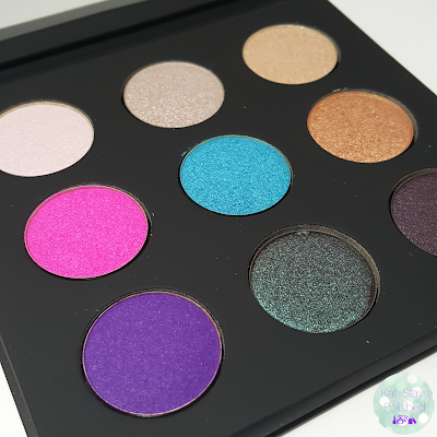 Makeup Forever Artist Palette - Volume 2 | Kat Stays Polished