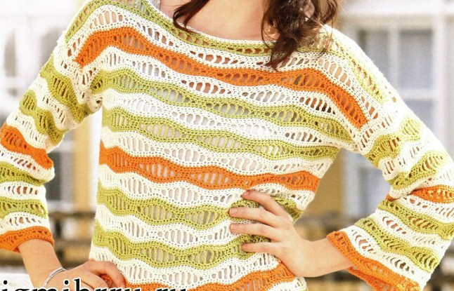 Beautiful crochet pattern store waveforms see models