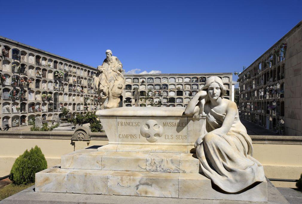 Cemetery of Arenys de Mar (Arenys de Mar, Spain)