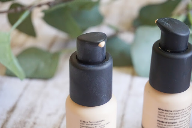 The Ordinary - Serum Foundation & Coverage Foundation
