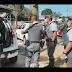 Três homens são presos durante operação das forças de segurança