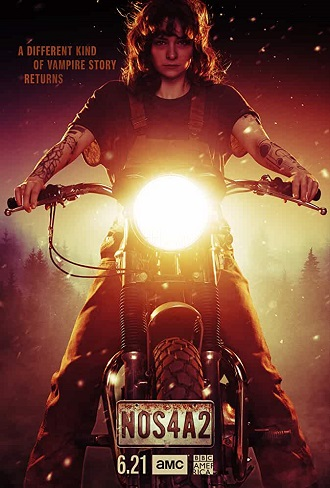 NOS4A2 Season 2 Hindi Dual Audio Complete Download 480p & 720p All Episode