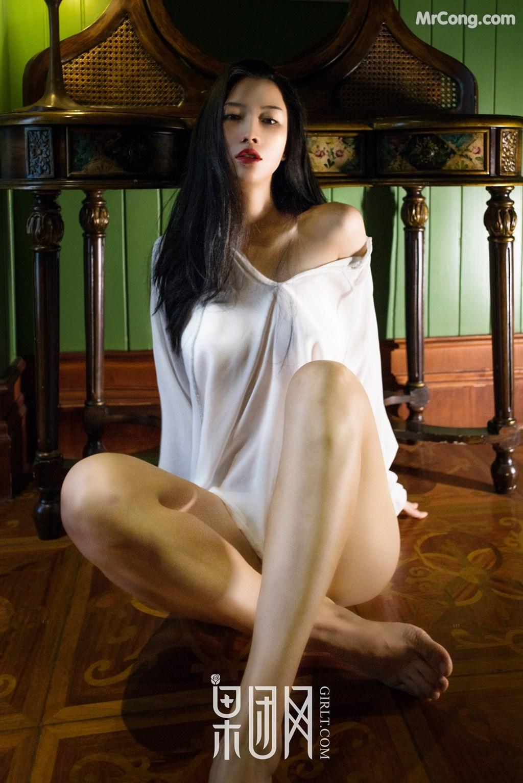 Image GIRLT-No.071-EMILY-MrCong.com-040 in post GIRLT No.071: Người mẫu EMILY (54 ảnh)