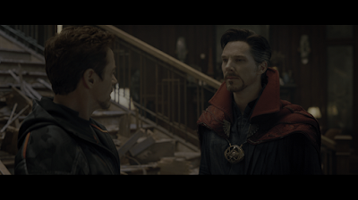 Avengers: Infinity War (2018) BluRay 2160p 4K UHD | Dual Audio [Hindi DD5.1 - ENG] | Gdrive 3