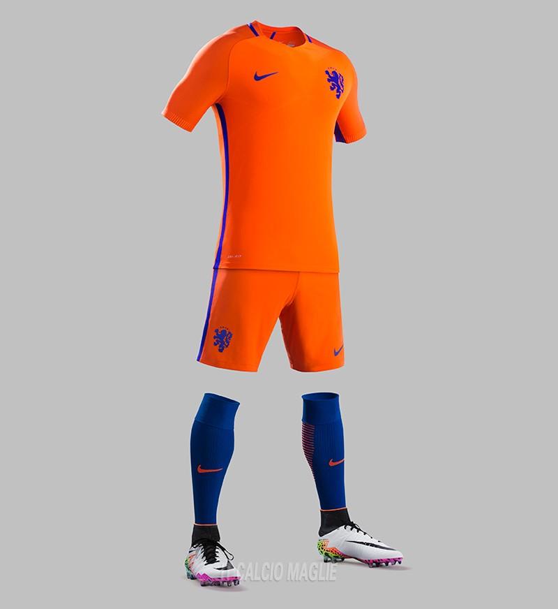 maglia Paesi Bassi nuova