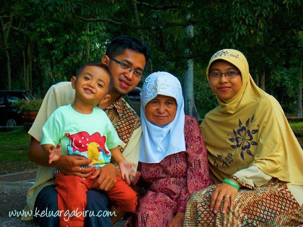 5 Manfaat Liburan dengan Ibu Setidaknya Setahun Sekali
