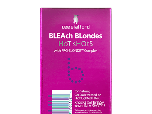 Lee Stafford's Hot Shots 4 Blondes Review