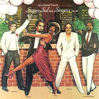 SUPER SALSA SINGERS VOL. III - VA (1980)
