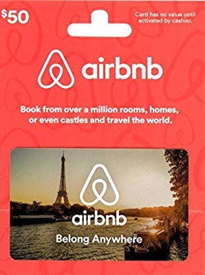 Gift card airbnb