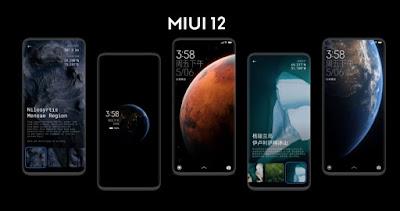 MIUI 12 ระบบปฏิบัติการเสมือนมีชีวิตสำหรับคุณเท่านั้น