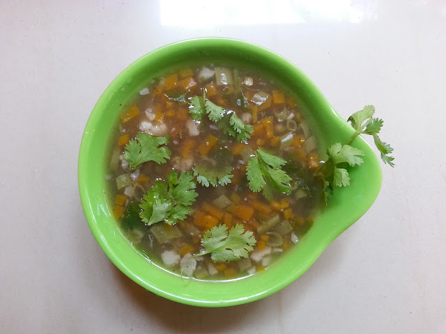 Veg soup,easy recipe,soup recipe
