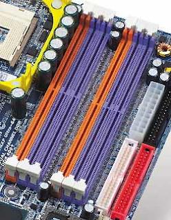 Triple channel memory DIMM