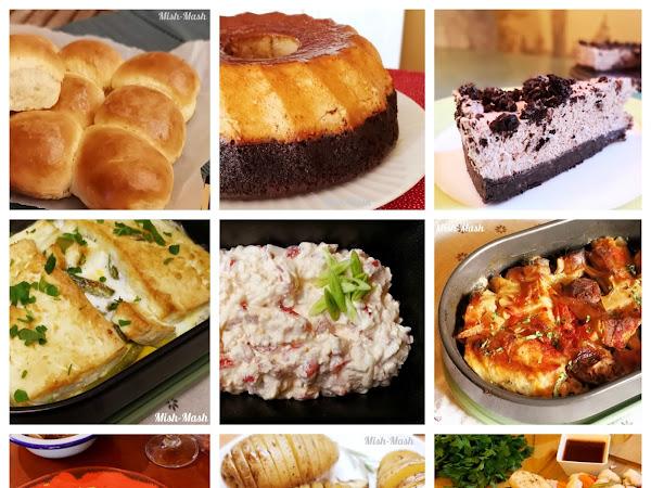 Най-четените рецепти за 2019